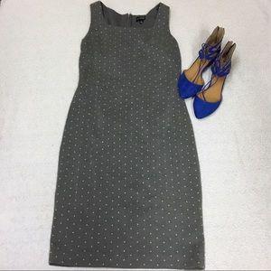 The Limited Polkadot Dress